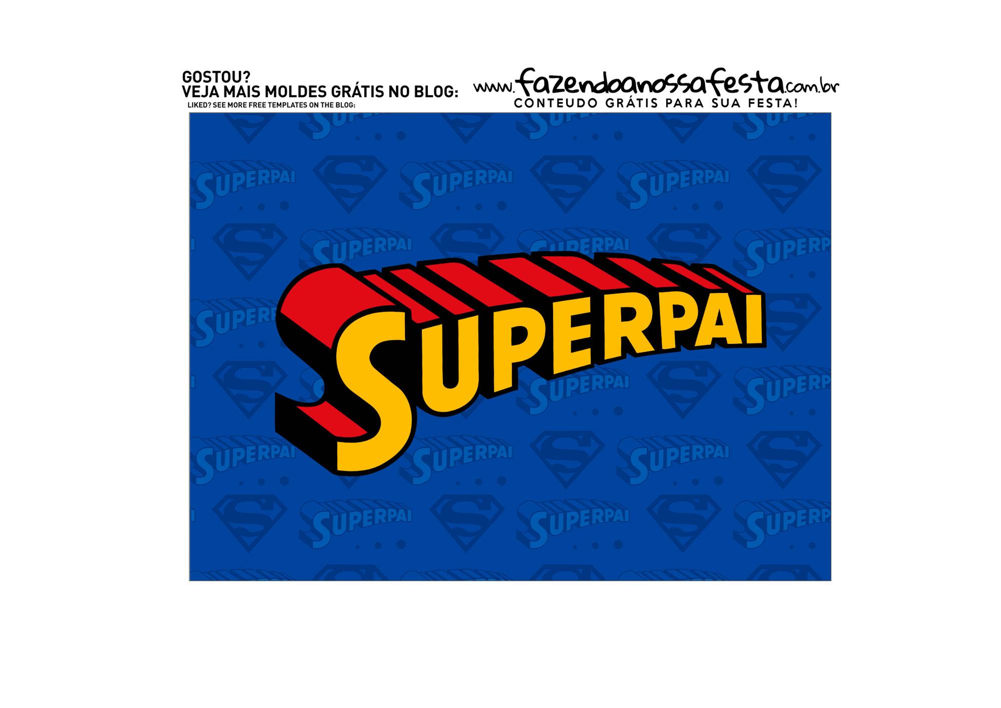 Abas Grandes Internas SuperPai