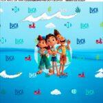 Adesivo Luca Disney