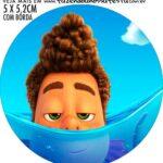 Adesivo ioio Luca Disney