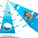 Caixa Piramide Luca Disney