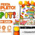 Kit Festa Pop It Fidget toys