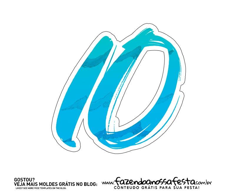 Numero 10 Luca Disney