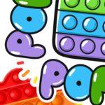 Painel Pop It 10