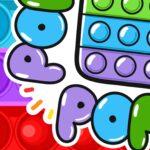 Painel Retangular Pop It 10