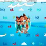 Personalizado Luca Disney
