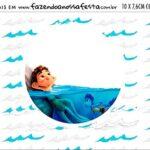 Plaquinha de Comida Luca Disney