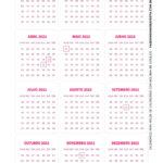 Calendario 2022 para imprimir Dia dos Professores