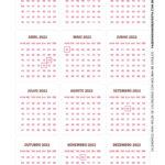 Calendario 2022 para imprimir Dia dos Professores 2