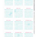 Calendario de Mesa Dia dos Professores Ballet 2